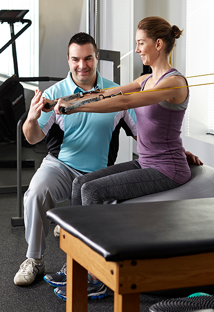 Select Physical Therapy image 1