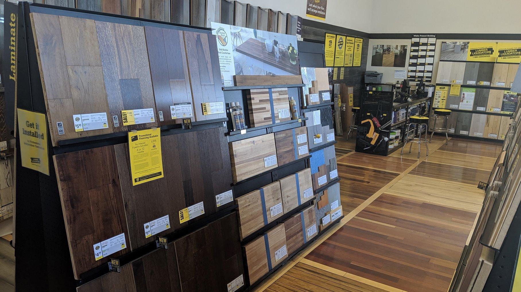 Lumber Liquidators Flooring in Urbandale, IA, photo #3