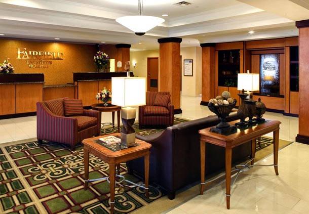 Fairfield Inn & Suites by Marriott Jacksonville Butler Boulevard image 1