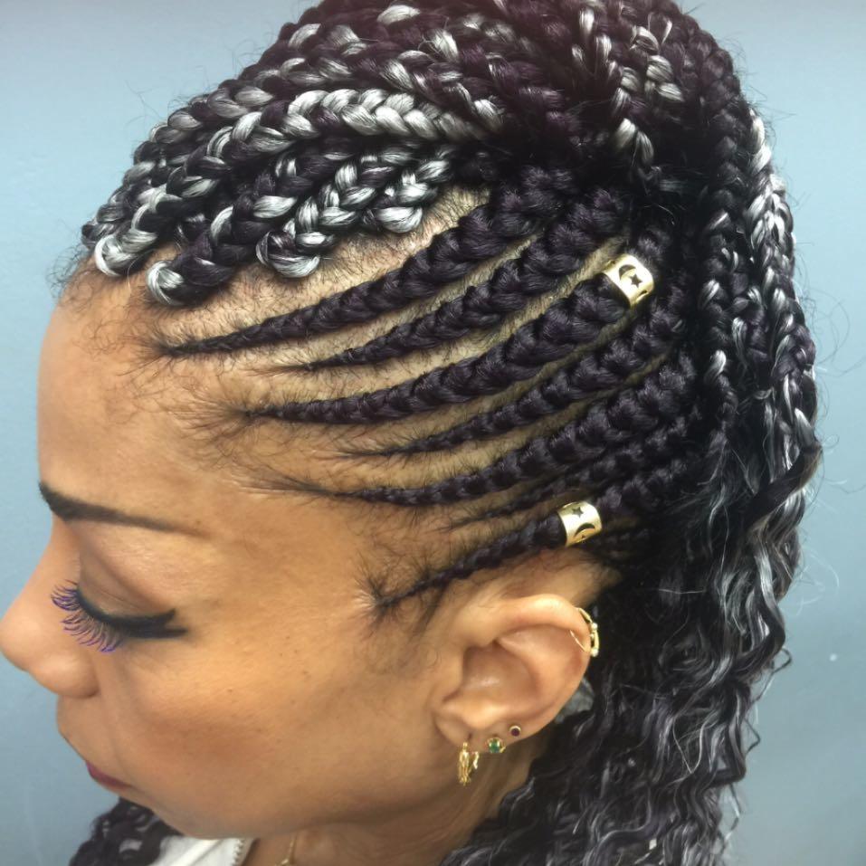Aisha Hair Braiding image 0