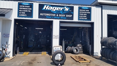 Hagers Muffler and Automotive image 3