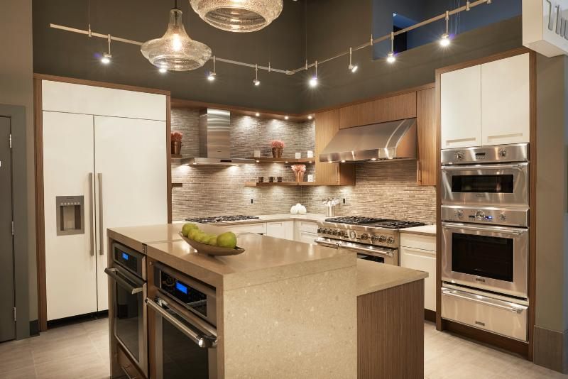Trail Appliances in Richmond: The Thermador kitchen.