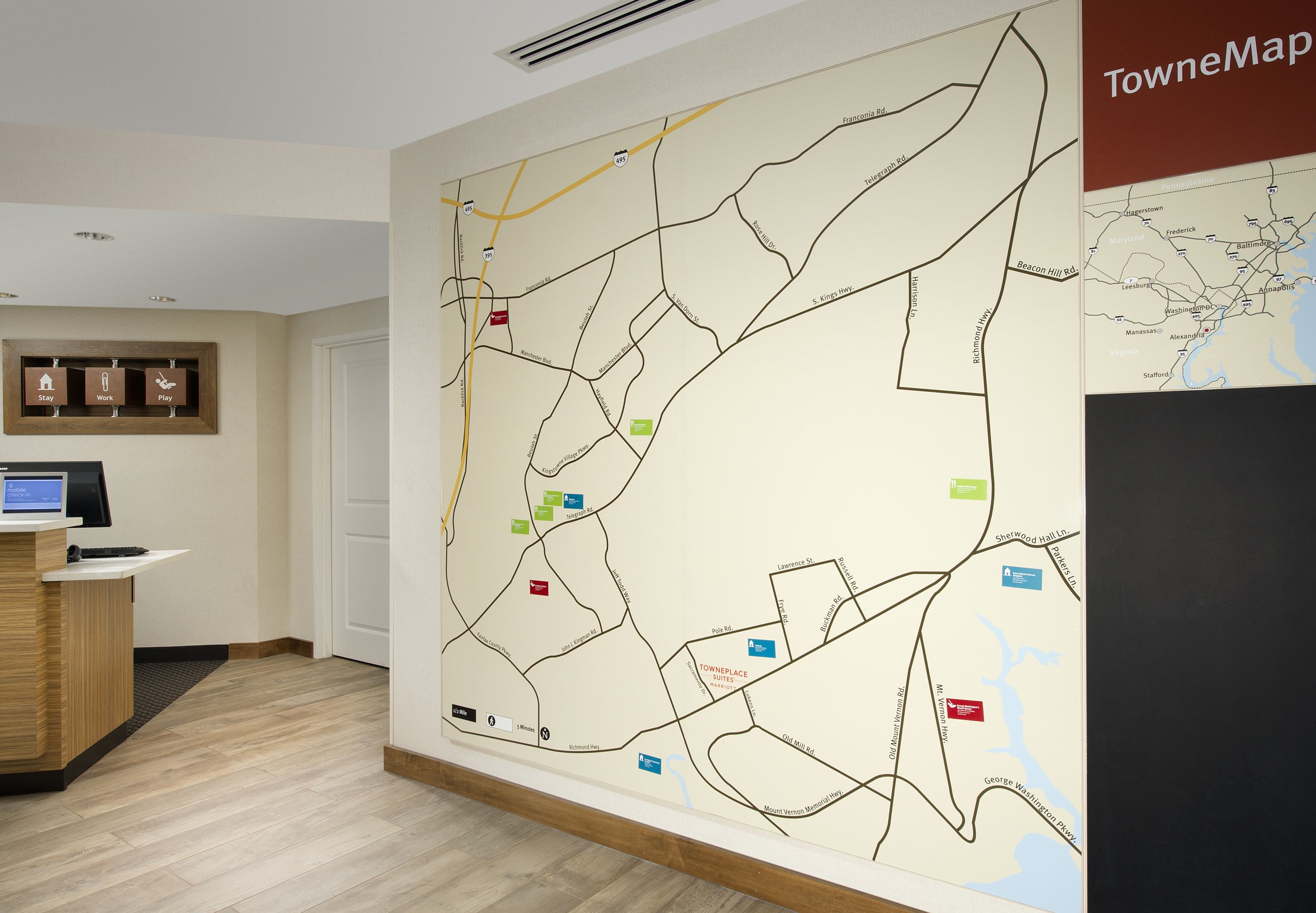 TownePlace Suites by Marriott Alexandria Fort Belvoir image 10