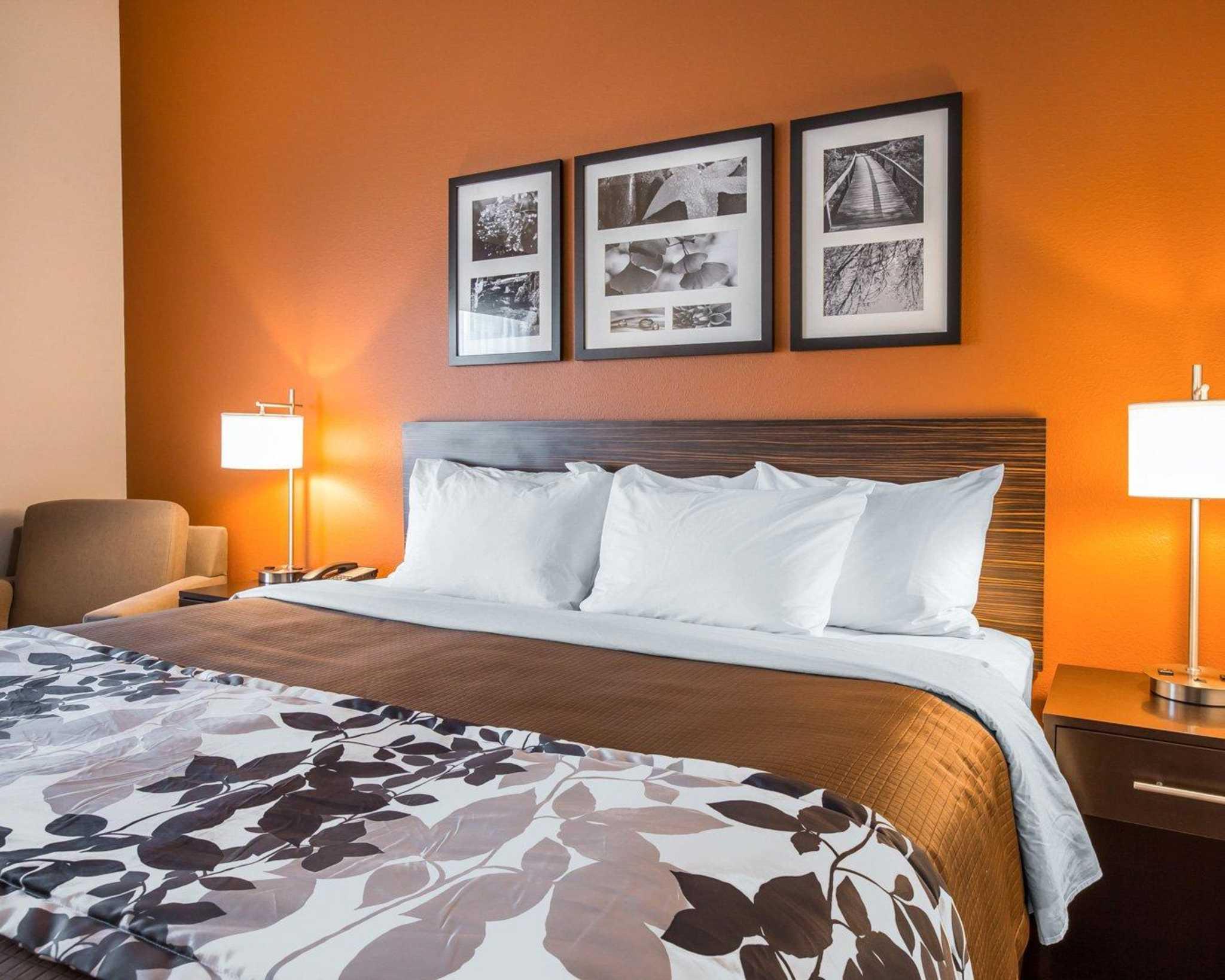 Sleep Inn Cartersville - Emerson Lake Point
