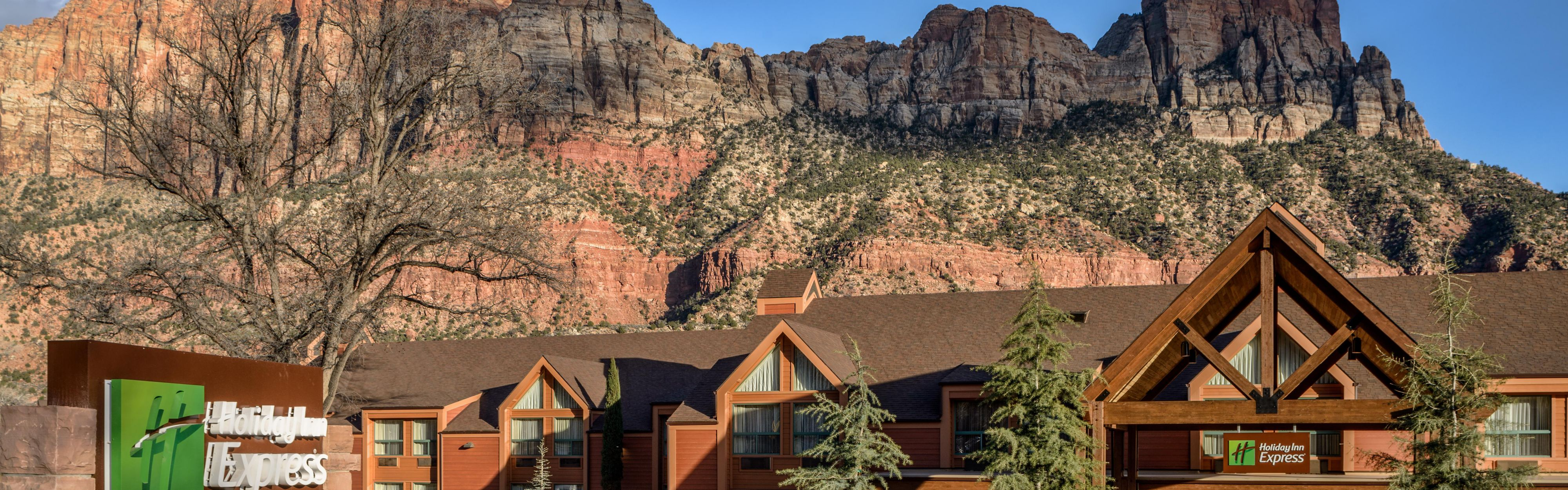 Holiday Inn Express Springdale - Zion Natl Pk Area image 0