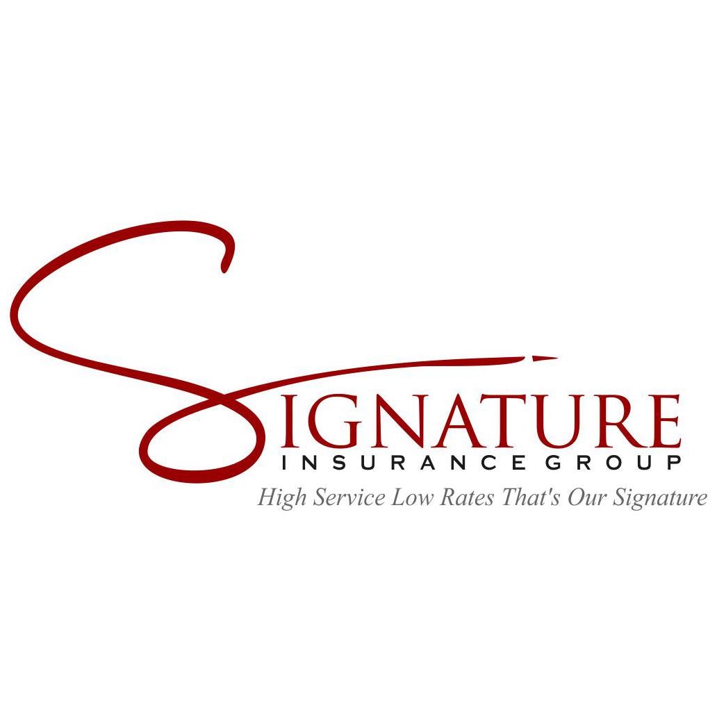 Signature Auto Group: Signature Insurance Group 116 North Main St. Greensboro