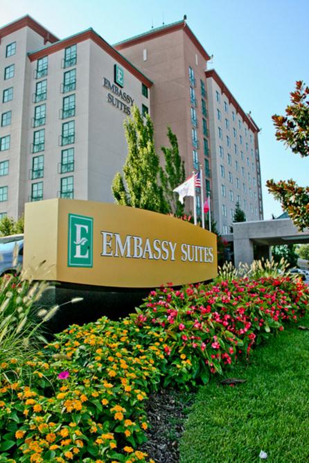 Embassy Suites By Hilton Little Rock In Little Rock Ar 501 312 9