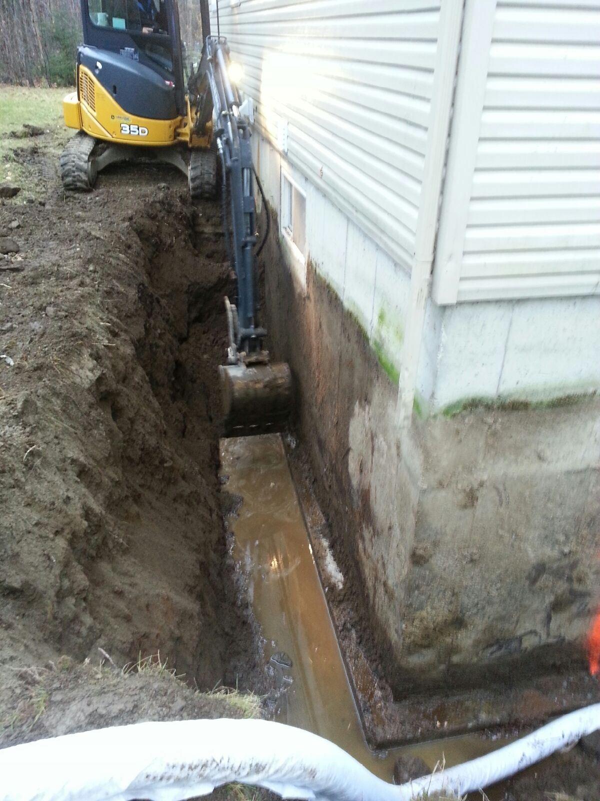 H2L excavation