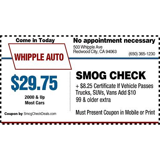 Whipple Auto