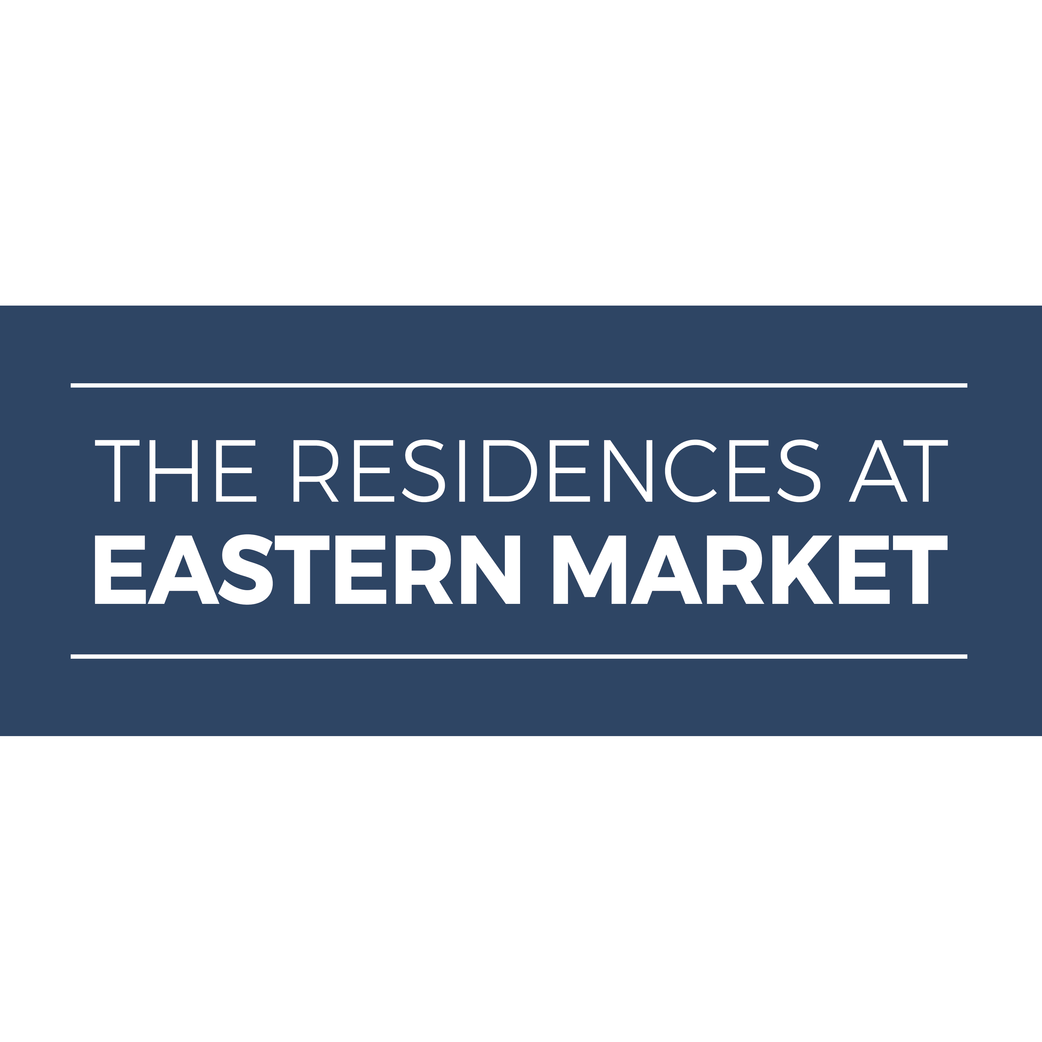 The Residences at Eastern Market