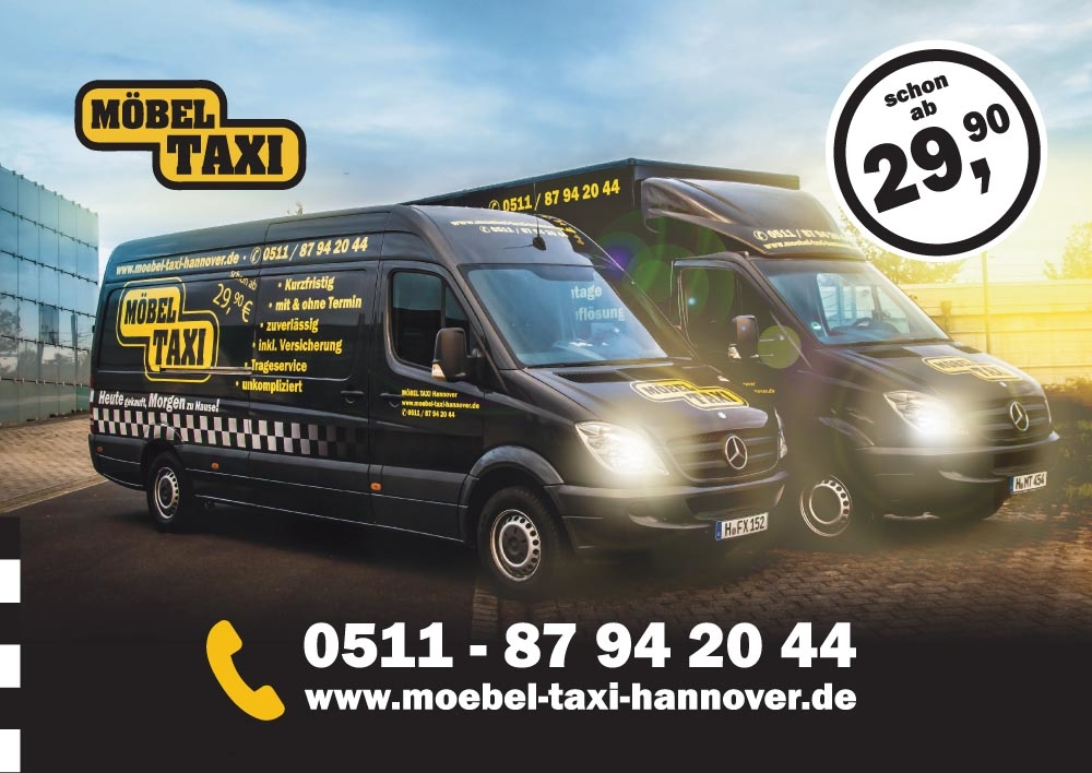 m bel taxi hannover hannover 30519 yellowmap. Black Bedroom Furniture Sets. Home Design Ideas