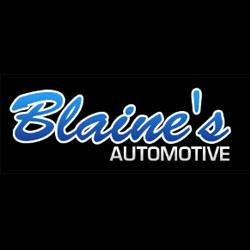 Blaine's Automotive