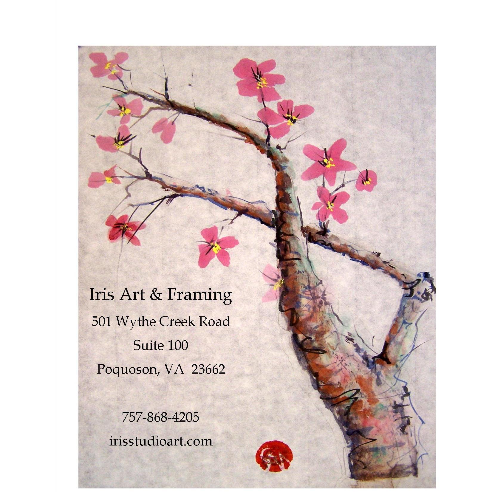 Iris Art & Framing