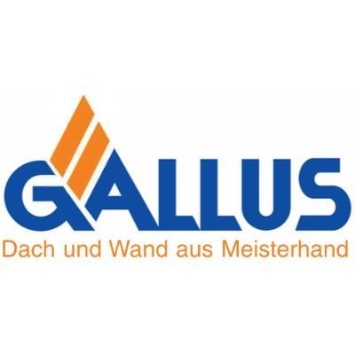 Logo von Gallus Bedachungs GmbH