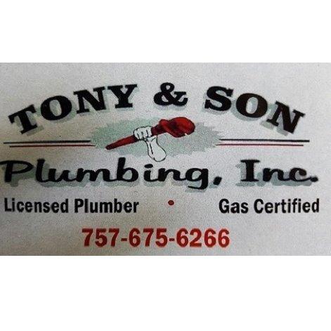 Tony and Son Plumbing