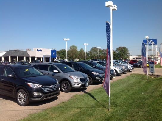 Superior Hyundai Of Beavercreek At 2170 Heller Drive