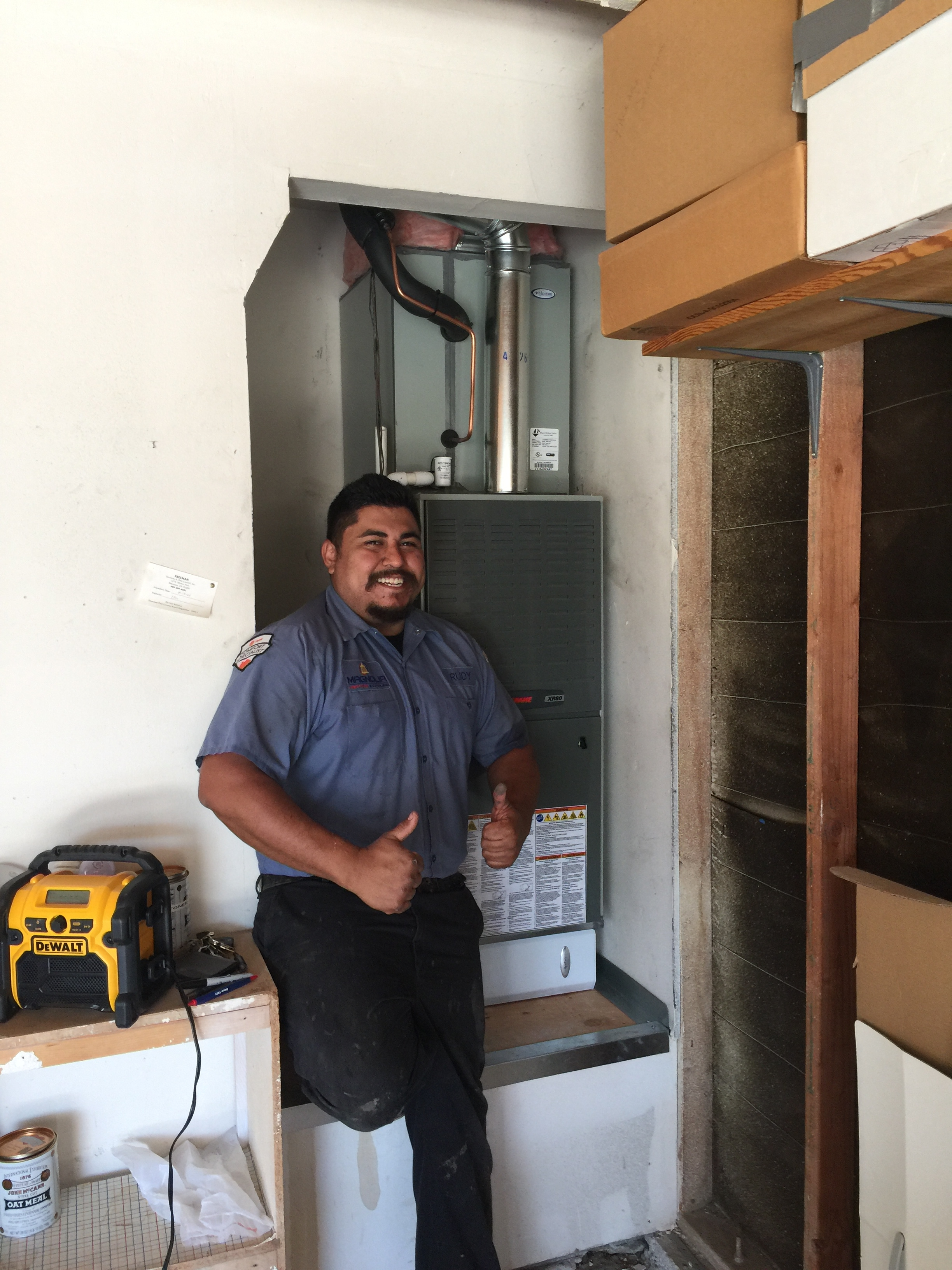 Magnolia Heating and Cooling image 2