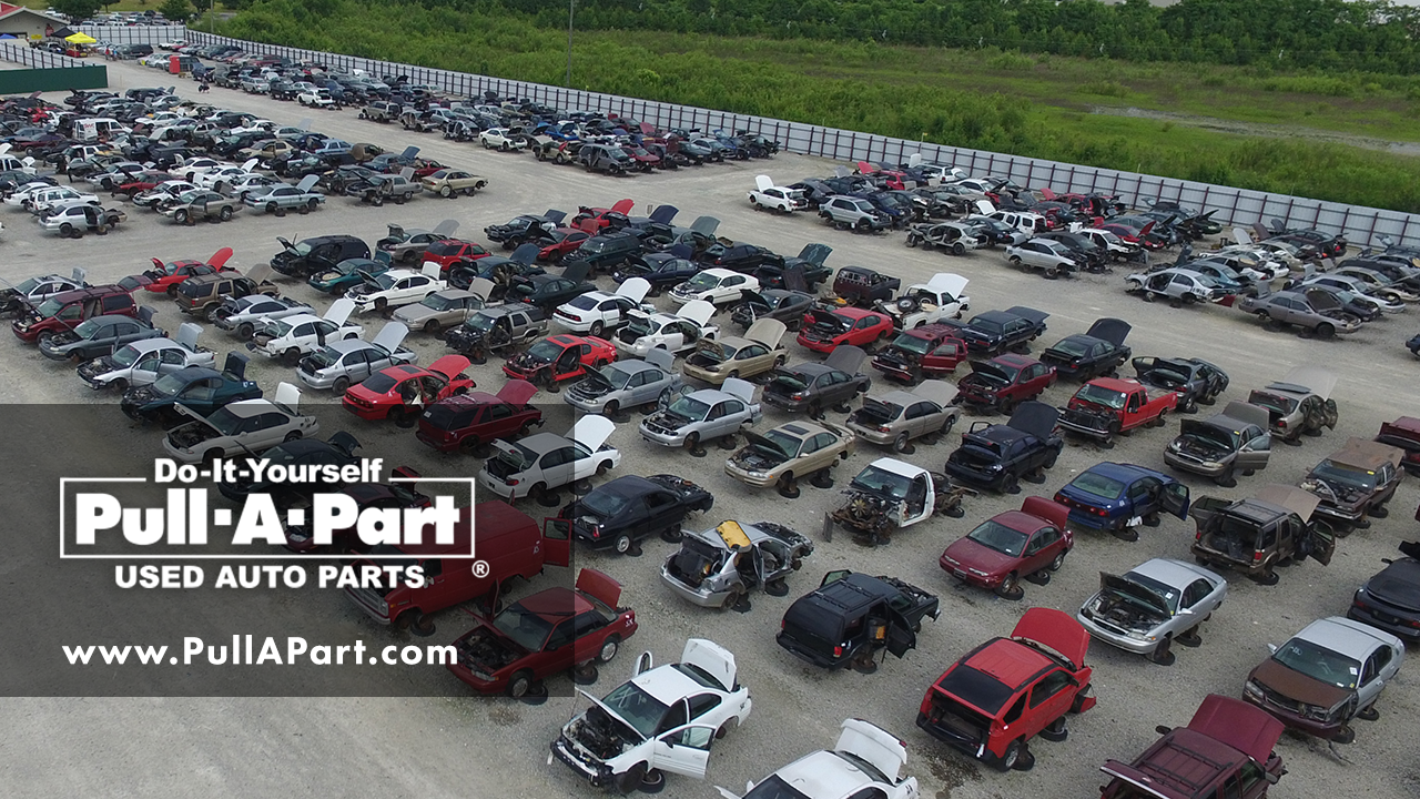 Auto parts salvage yard houston