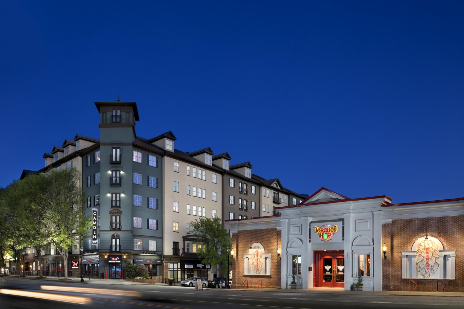 Camden Midtown Atlanta Apartments image 18