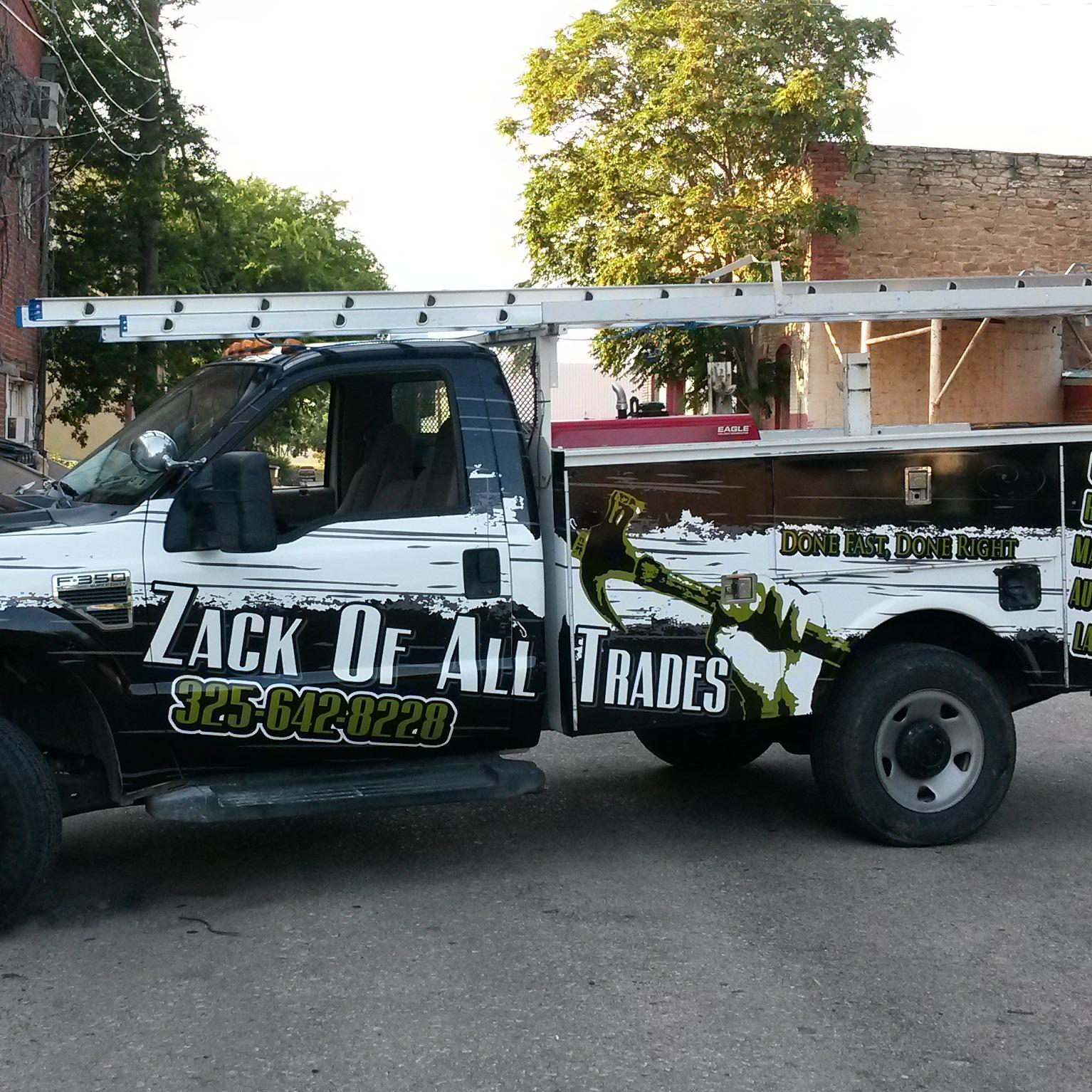 Zack of All Trades Logo