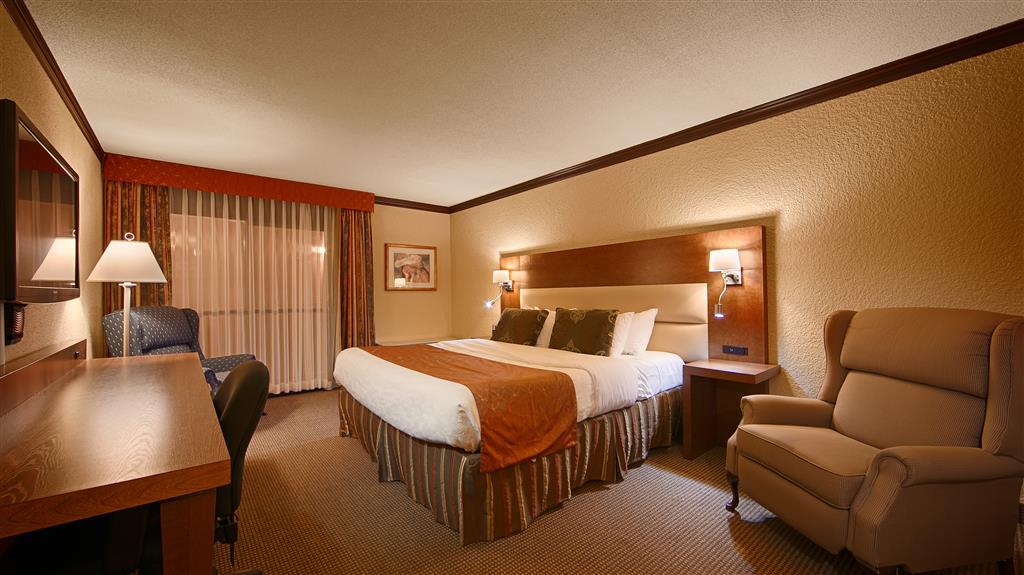 Best Western Plus Hotel Universel Drummondville à Drummondville: King Room