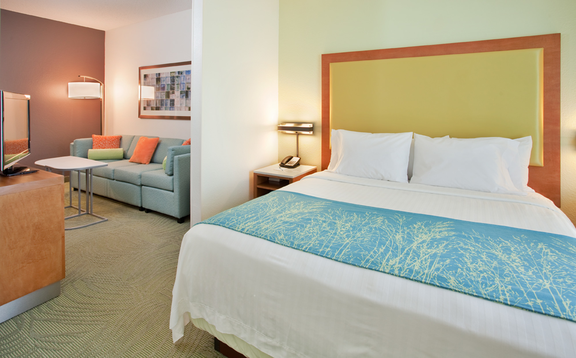 SpringHill Suites by Marriott Houston Brookhollow image 4
