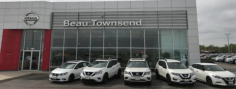 Beau Townsend Nissan image 0