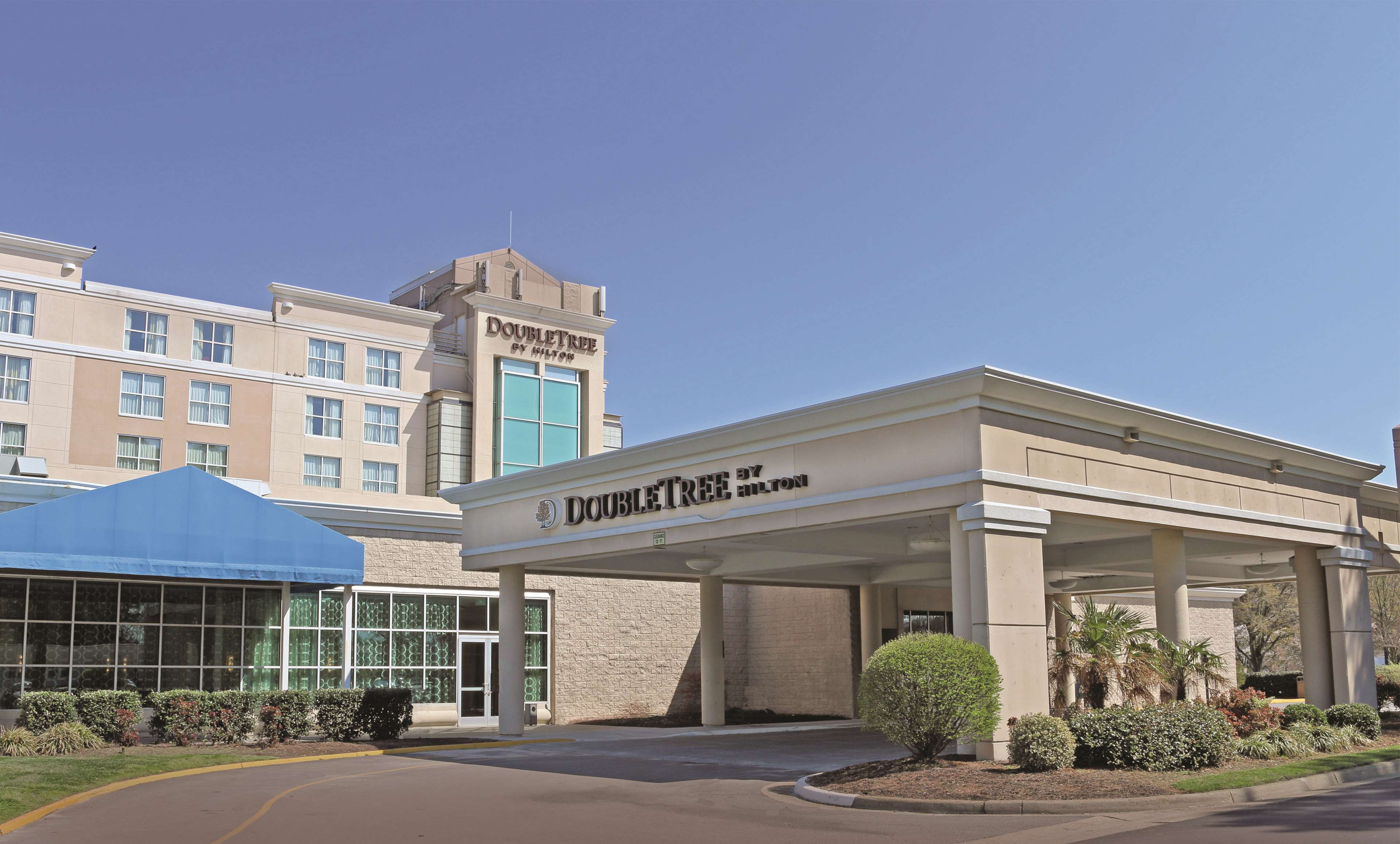DoubleTree by Hilton Hotel Norfolk Airport in Norfolk, VA, photo #2