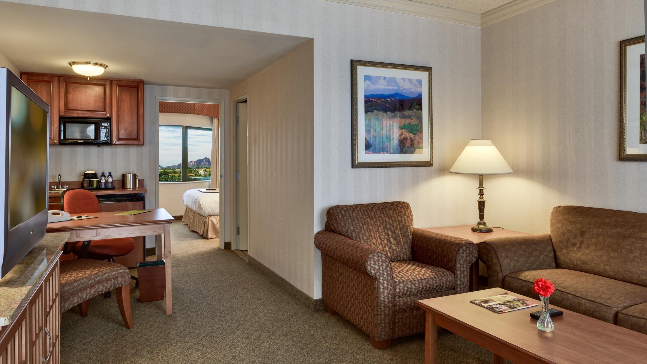 DoubleTree Suites by Hilton Hotel Phoenix image 5