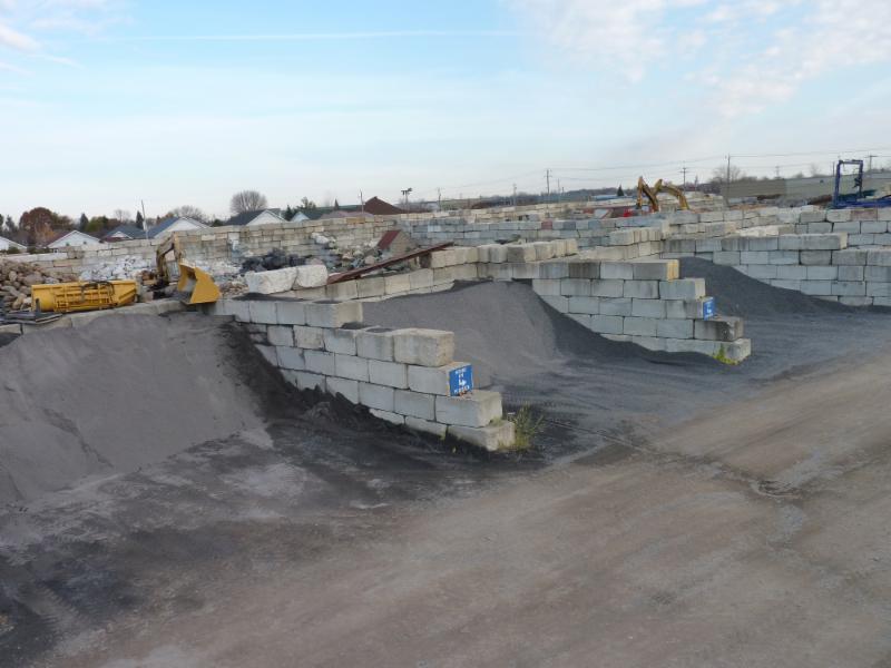 Martial Excavation Inc à Saint-Hubert