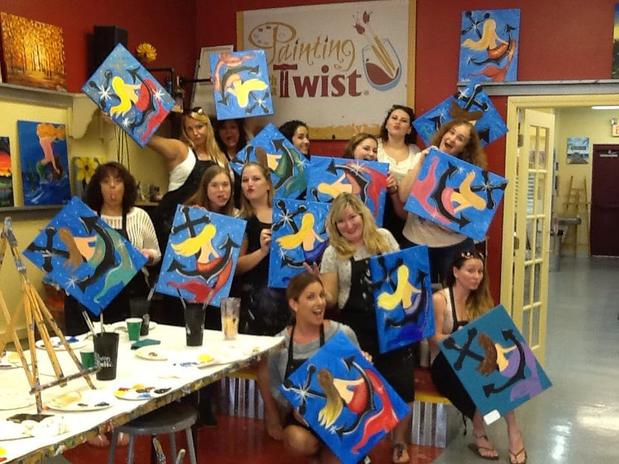 painting with a twist in sarasota fl 34233 citysearch