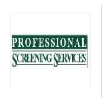 Professional Screening Service