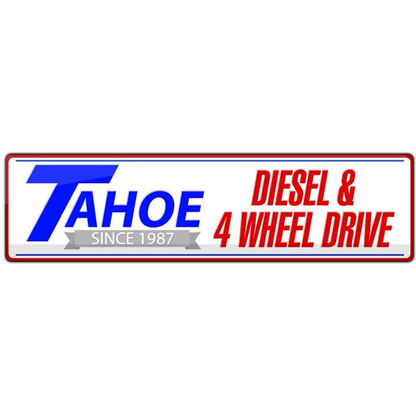 Tahoe Diesel & Four Wheel Drive Service - South Lake Tahoe, CA - General Auto Repair & Service
