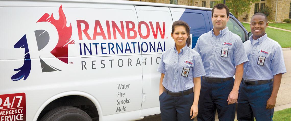 Rainbow International of Greenville-Terrell image 1