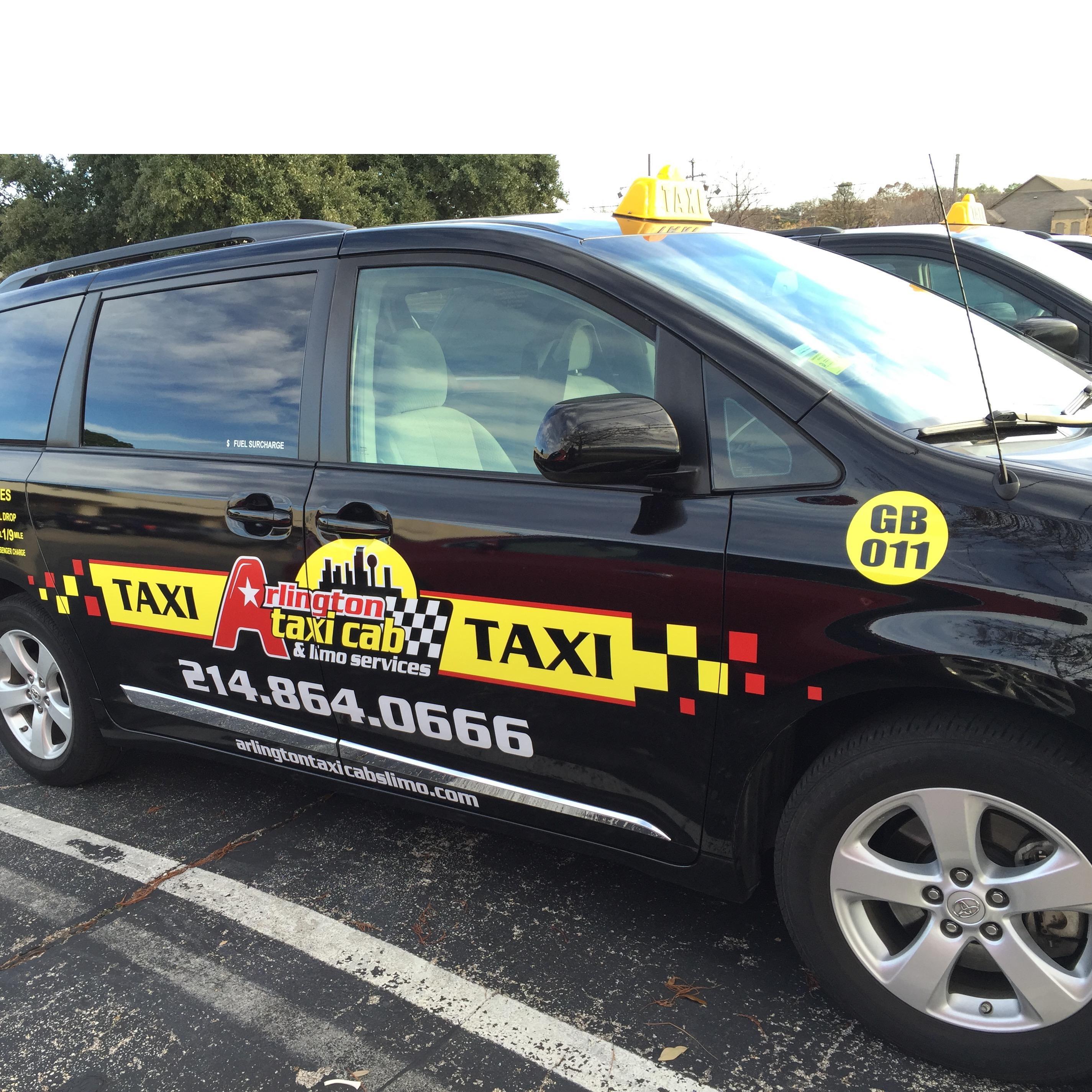 Arlington Taxi Cab & Limo Services