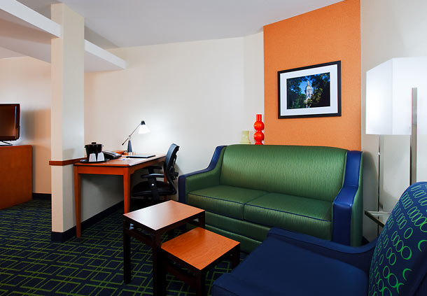 Fairfield Inn & Suites by Marriott South Bend at Notre Dame image 19