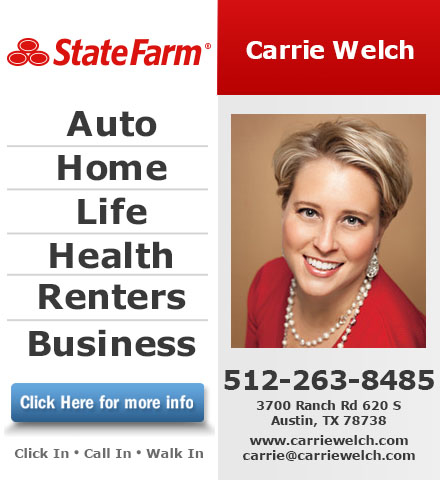 Carrie Welch - State Farm Insurance Agent