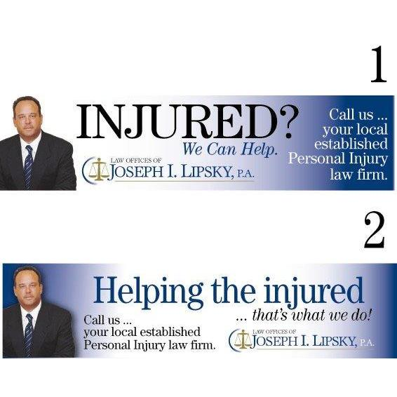 Personal Injury Law Offices of Joseph I Lipsky