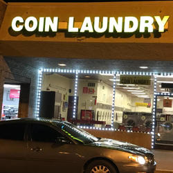 Magic Touch Coin Laundry