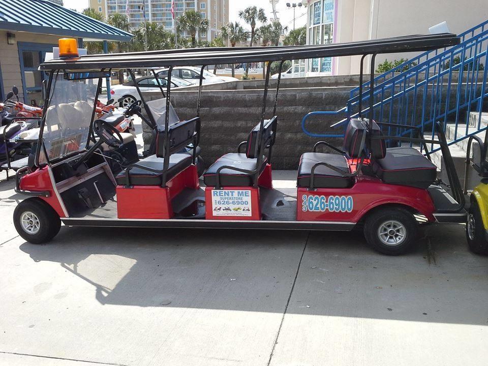Golf Cart Rentals Myrtle Beach Near Me