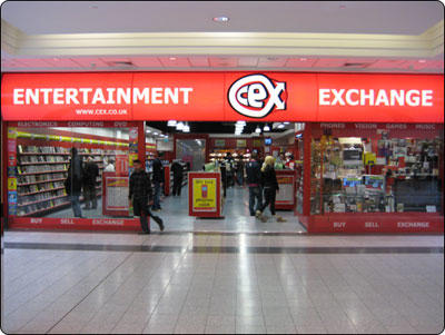 Cex In Manchester Lancashire Mobile Phone Shops Uk