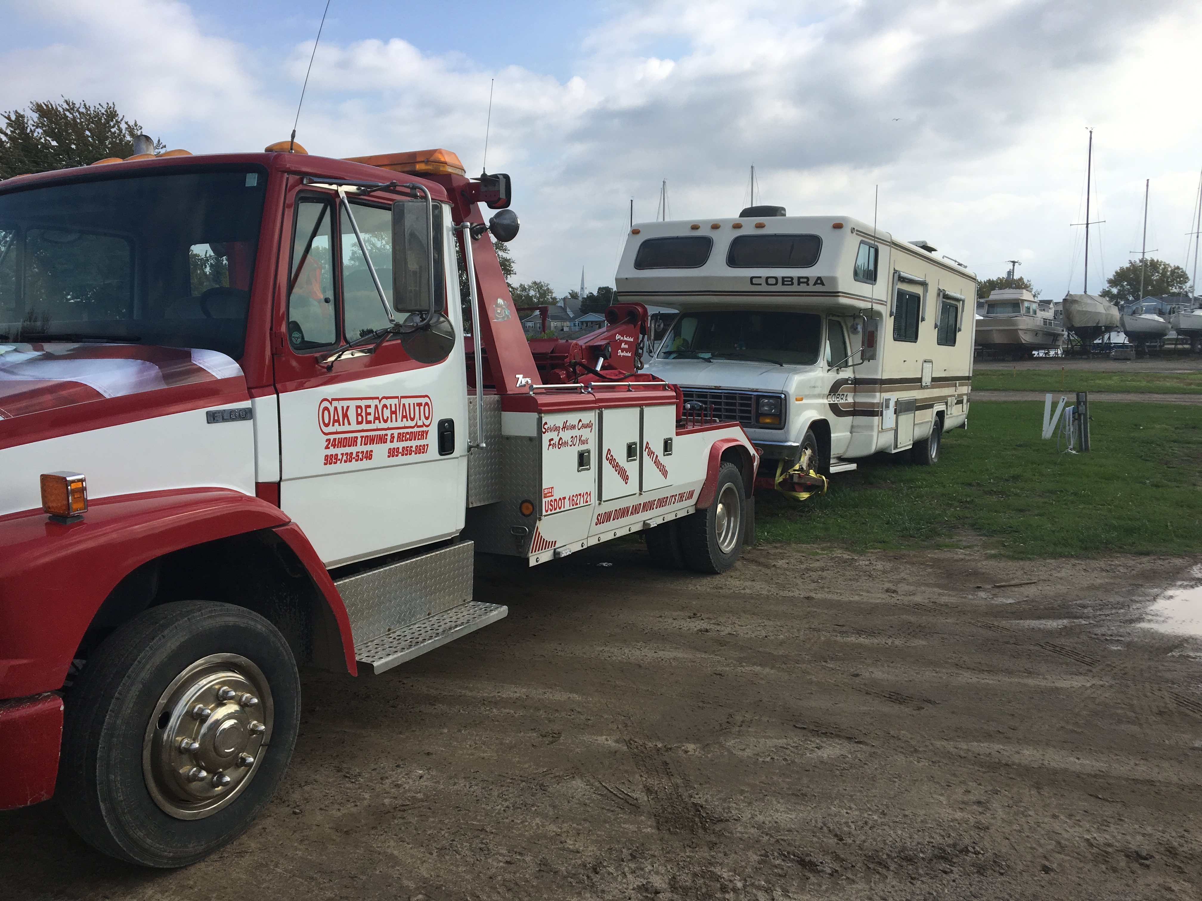 Oak Beach Auto Repair & Towing image 3