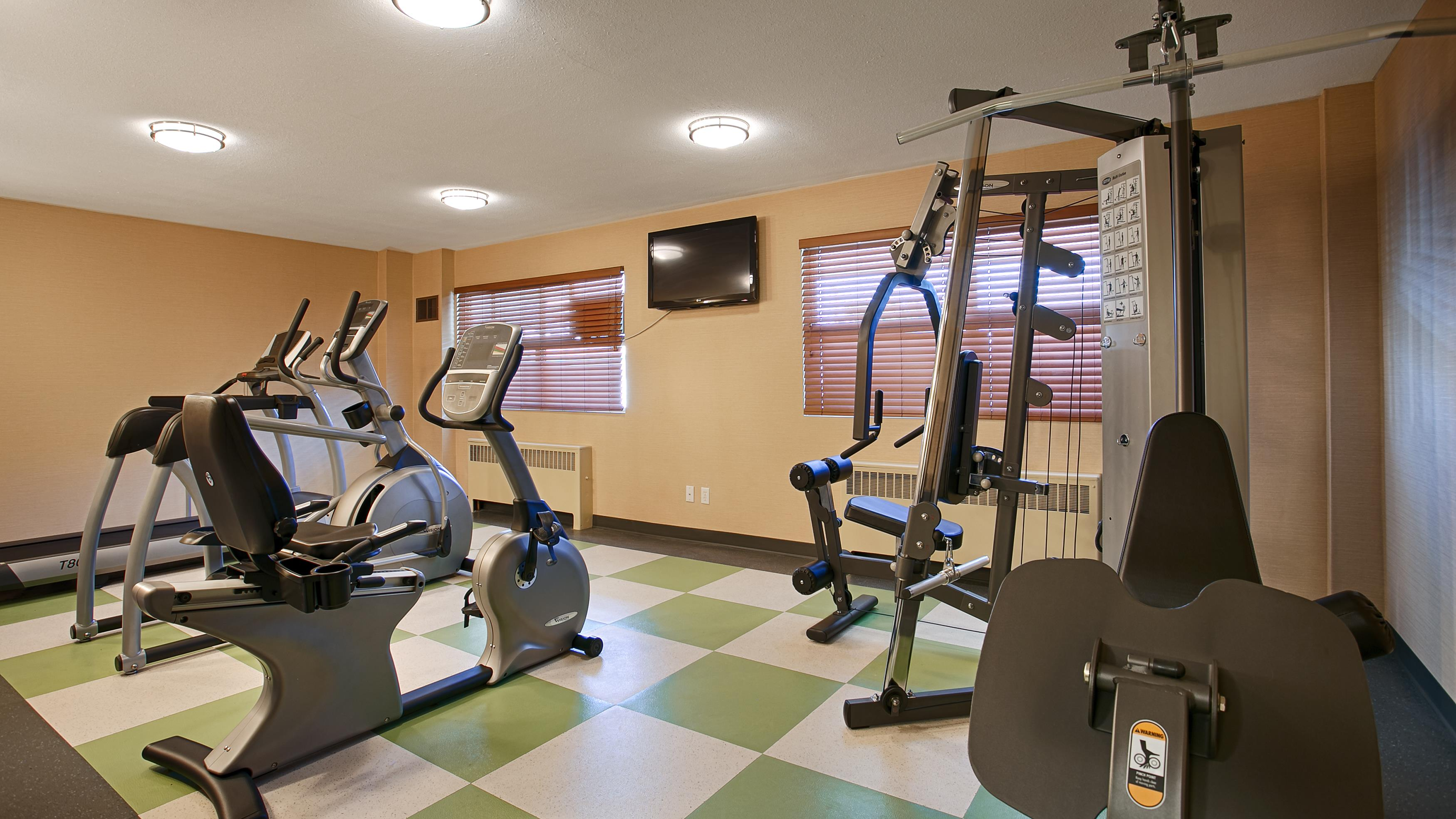 Best Western Terrace Inn in Terrace: Fitness Center