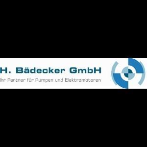 H. Bädecker GmbH | Pumpen & Elektromotoren