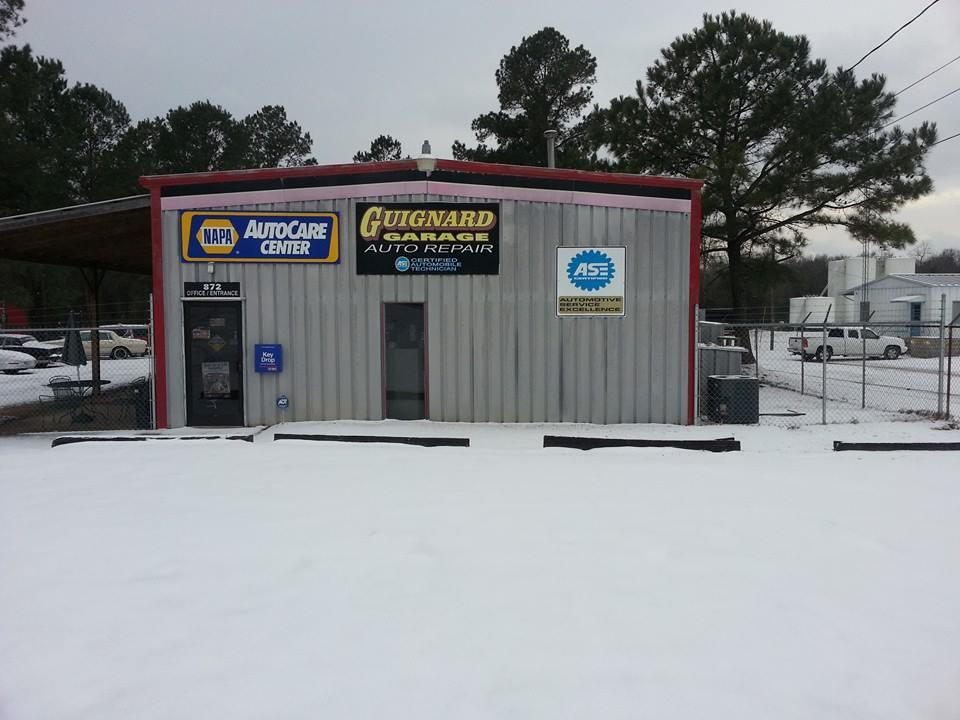 Guignard Garage image 5