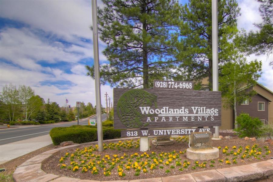 Woodlands Village Apartments image 0