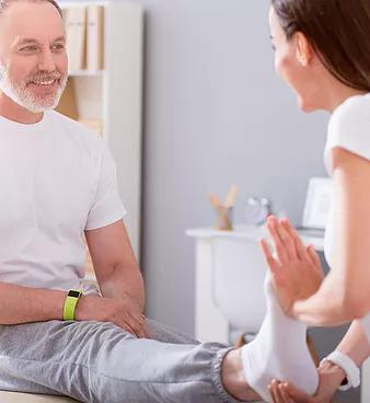 Living Healthy Physical Therapy image 1