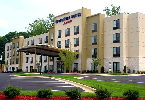 SpringHill Suites by Marriott Winston-Salem Hanes Mall image 0