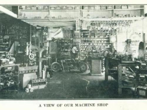 machine shop coupon