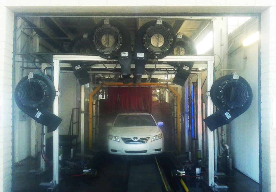 Quick N Clean Car Wash - TUCSON AZ